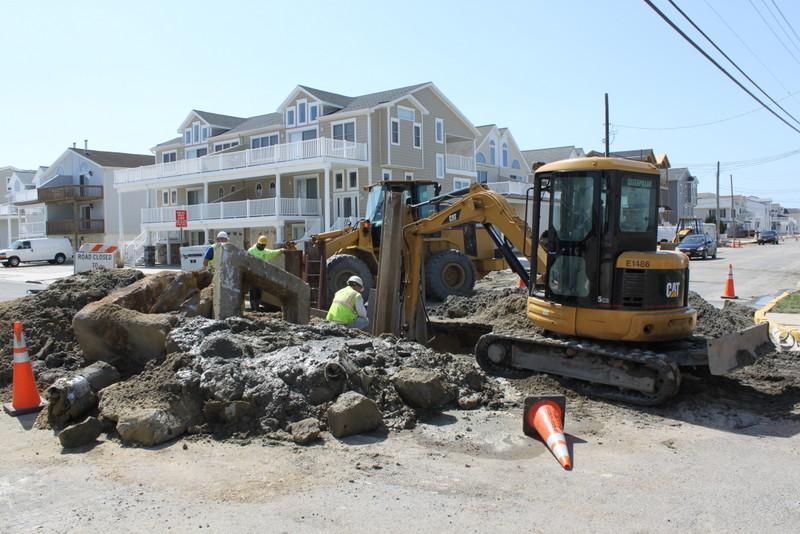 Sewage Contractors