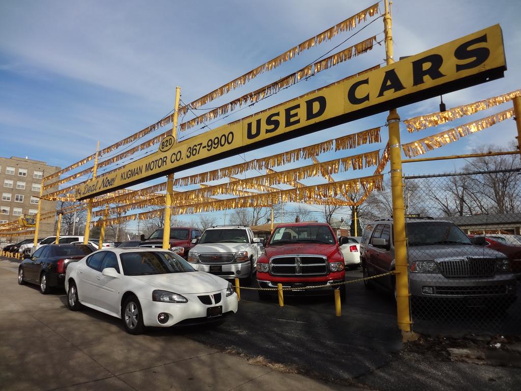 Oklahoma used motor vehicle dealer licensing changes for Motor vehicle surety bond