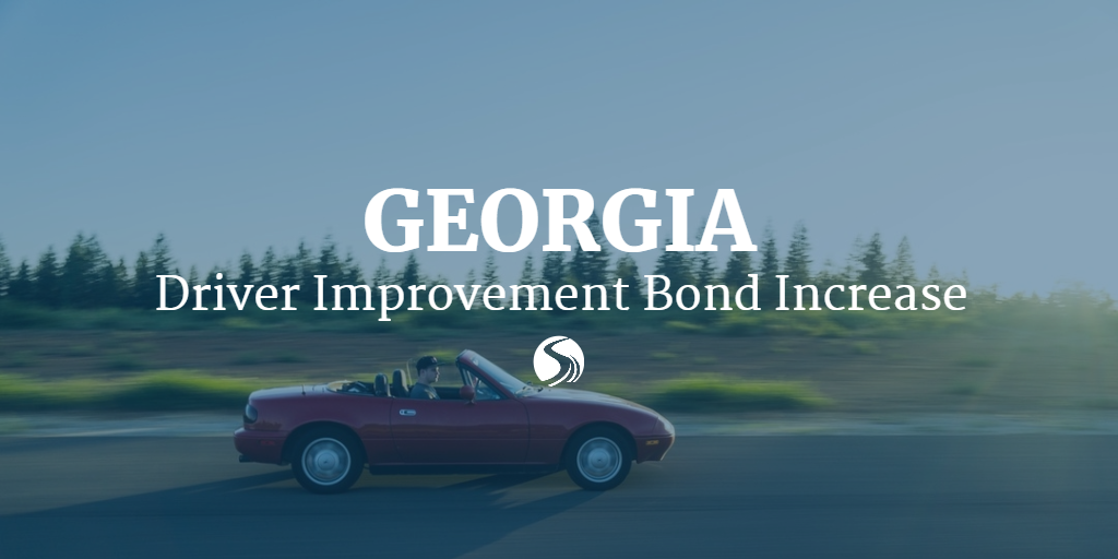 Increased Surety Bond For Georgia Driver Improvement Clinics